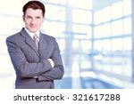 business man. | Shutterstock . vector #321617288