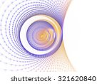intricate purple   gold... | Shutterstock . vector #321620840