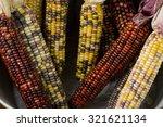 Dried Decorative Indian Corn...