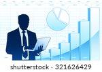 growing business | Shutterstock .eps vector #321626429