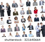 community communication... | Shutterstock . vector #321640664