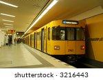 metro station in berlin | Shutterstock . vector #3216443