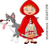 cartoon fairy princess with...   Shutterstock .eps vector #321647198