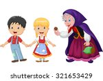 Hansel And Gretel An Witch On...
