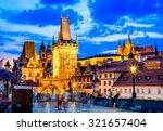 Prague  Czech Republic. Charle...
