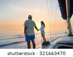 journey around the world on a... | Shutterstock . vector #321663470