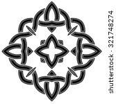 celtic pattern  irish culture ...   Shutterstock .eps vector #321748274