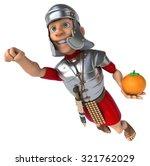 roman soldier | Shutterstock . vector #321762029