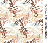 textile seamless pattern of... | Shutterstock .eps vector #321790373