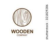 abstract letter o logo design... | Shutterstock .eps vector #321829286