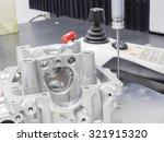 inspection automotive aluminum... | Shutterstock . vector #321915320
