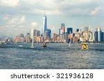 The Downtown Manhattan Skyline...