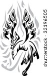 phoenix. | Shutterstock . vector #32196505