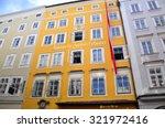 Salzburg   Sep 11  Birthplace...