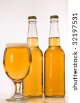 beer in a glass | Shutterstock . vector #32197531