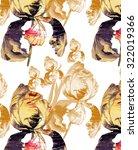 texture iris pattern 8 | Shutterstock . vector #322019366
