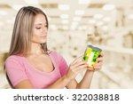 supermarket. | Shutterstock . vector #322038818