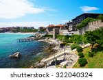 The Seaside Resort Of Sozopol...