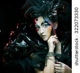 Dark Beautiful Gothic Princess...