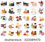 religion   celebrations | Shutterstock .eps vector #322089470