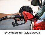 close up refuel energy of the... | Shutterstock . vector #322130936