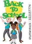 back to school | Shutterstock .eps vector #322157774