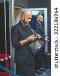 milan  italy   september 25 ...   Shutterstock . vector #322186964