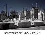 Old European Cemetery. Used...