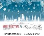 Christmas Seasonal Greeting Card