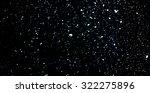beautiful bright stars on a...   Shutterstock . vector #322275896