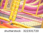 padded protection surrounding... | Shutterstock . vector #322331720