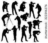 Photographers Silhouettes...