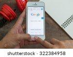 chiangmai  thailand  september... | Shutterstock . vector #322384958