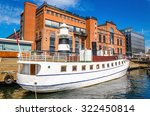 Famous View Of Aker Brygge In...