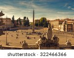 Piazza Del Popolo  People\'s...