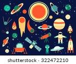stock vector illustration ... | Shutterstock .eps vector #322472210