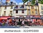 rennes  france  4 july 2015 ... | Shutterstock . vector #322493300