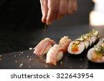 Japanese Cuisine  Sushi.
