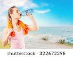 water. | Shutterstock . vector #322672298