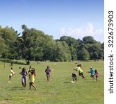 new york  usa   july 6  2013 ... | Shutterstock . vector #322673903