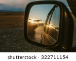 off road car travel by suv.... | Shutterstock . vector #322711154