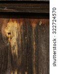 the texture of wooden planks | Shutterstock . vector #322724570