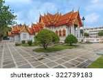 the marble temple  wat... | Shutterstock . vector #322739183