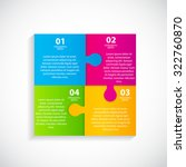 infographic templates for... | Shutterstock .eps vector #322760870