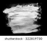 Dark Abstract Painting Painted...