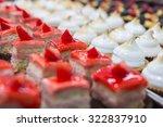 pastries   Shutterstock . vector #322837910