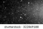 bright stars or particles on a... | Shutterstock . vector #322869188