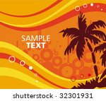 holiday background | Shutterstock .eps vector #32301931
