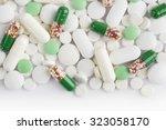 Medicine Capsules  Pills And...