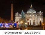 Saint Peter's Square Christmas...
